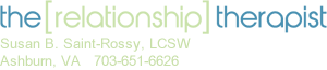 Susan Saint-Rossy, LCSW - Relationship Counseling - Ashburn, VA